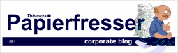 Thimmys Papierfresser - corporate blog